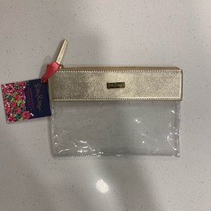 Lily Pulitzer pouch